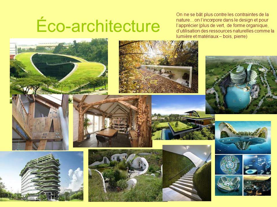 Éco-architecture