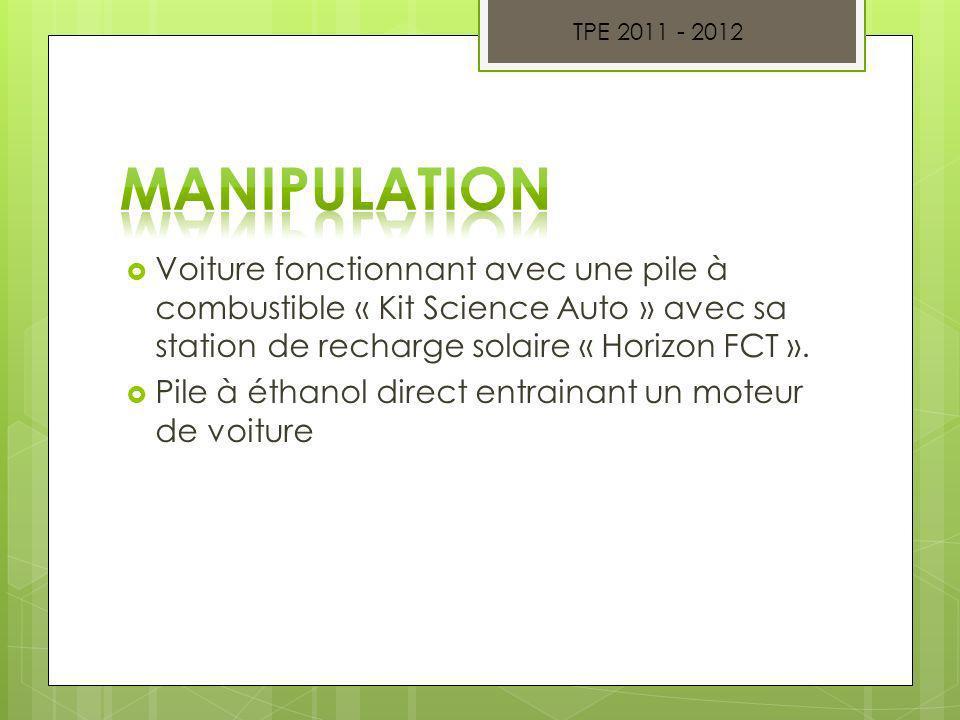 TPE 2011 - 2012manipulation.