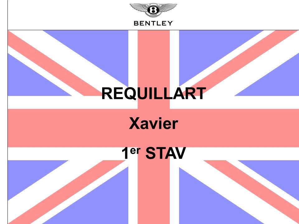 REQUILLART Xavier 1er STAV
