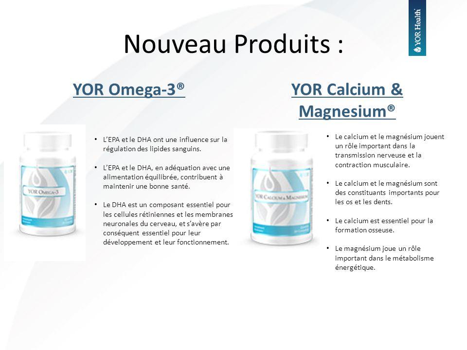 YOR Calcium & Magnesium®