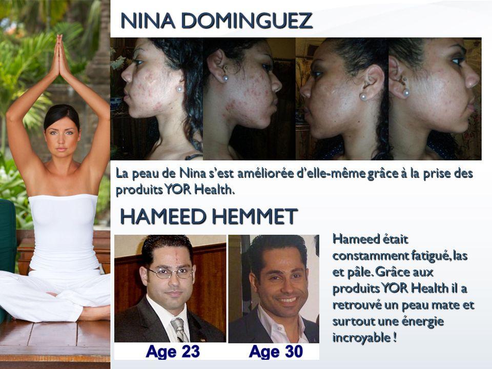 NINA DOMINGUEZ HAMEED HEMMET