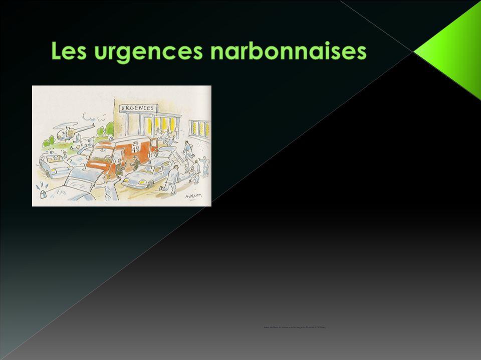 Les urgences narbonnaises