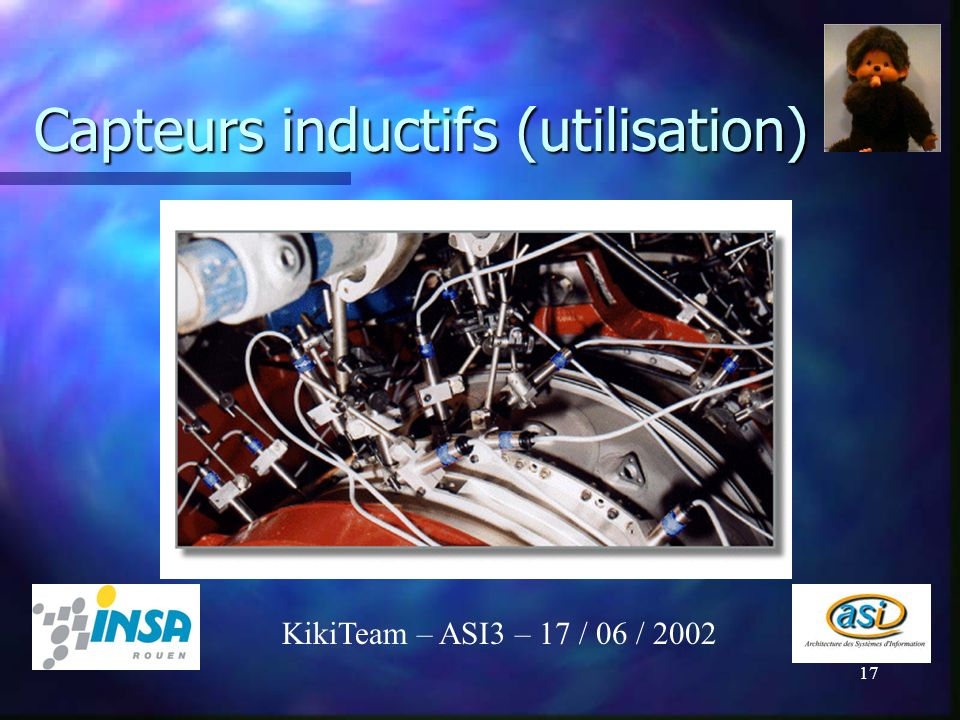 Capteurs inductifs (utilisation)