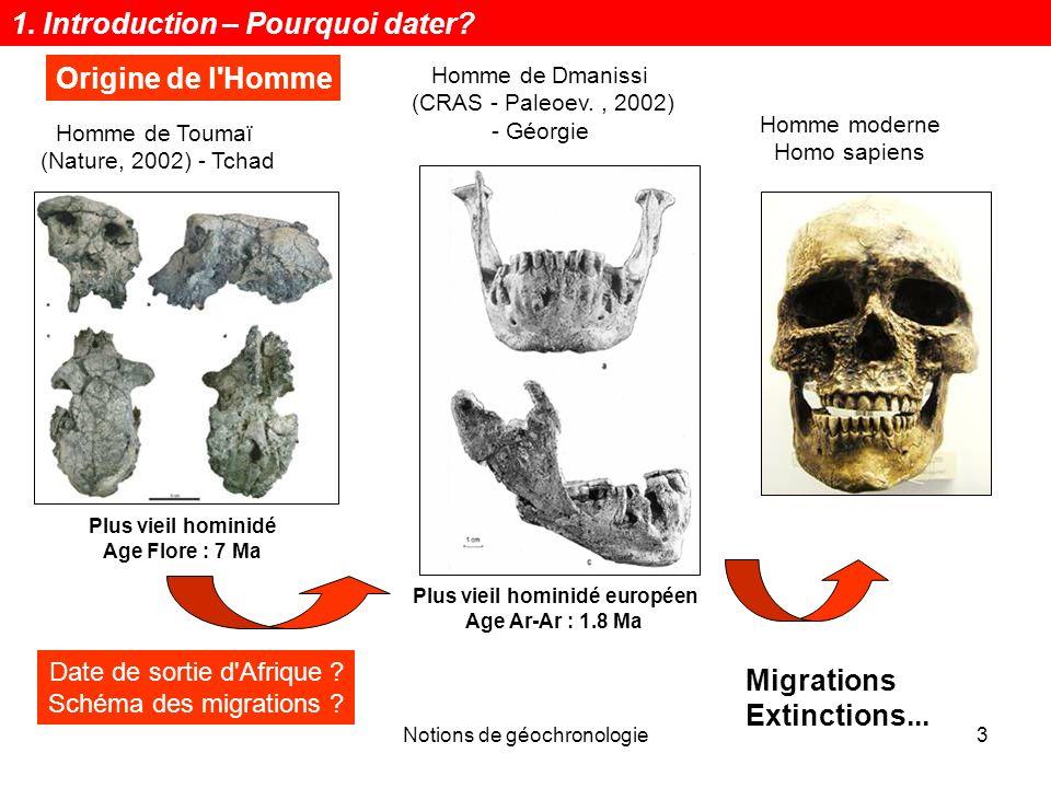 Plus vieil hominidé européen