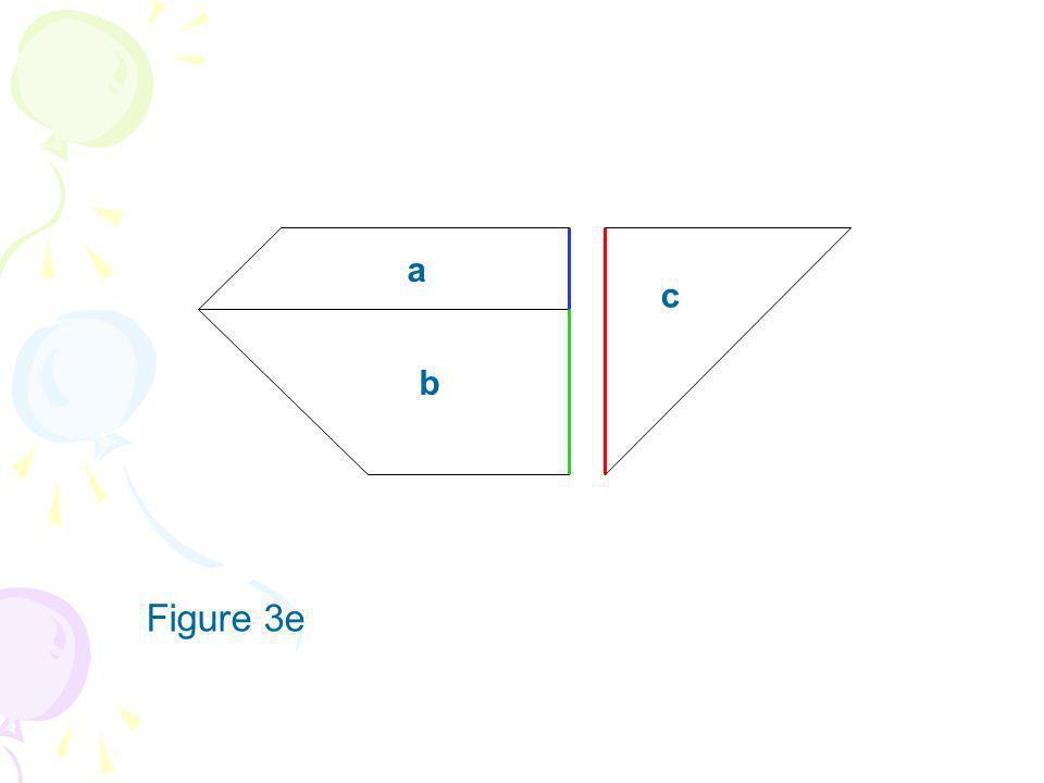 a c b Figure 3e