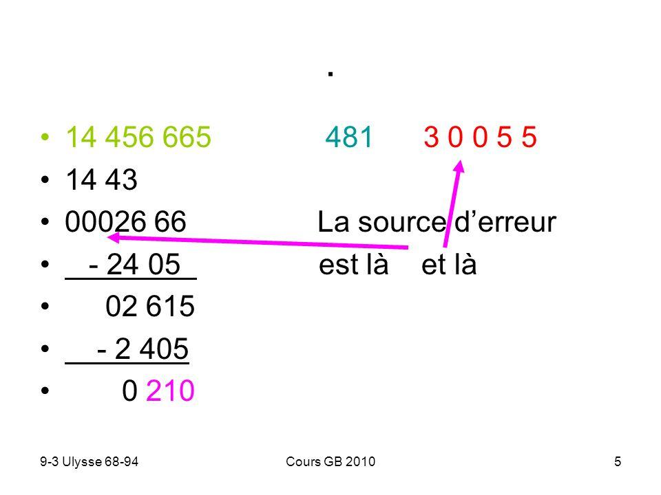 . 14 456 665 481 3 0 0 5 5. 14 43. 00026 66 La source d'erreur. - 24 05 est là et là.
