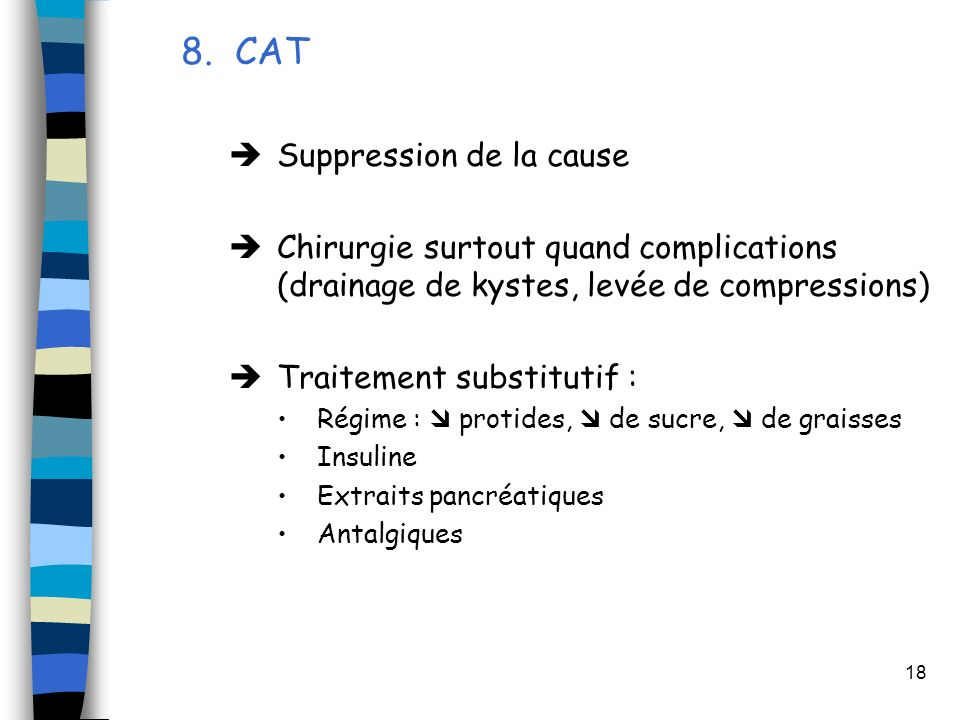 8. CAT Suppression de la cause
