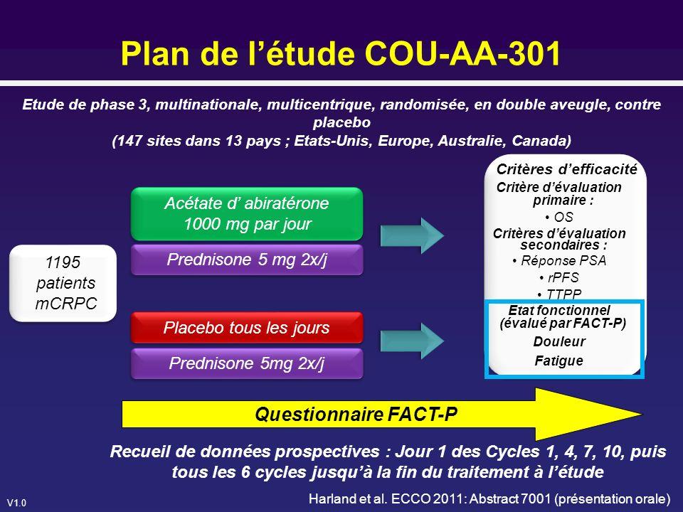 Plan de l'étude COU-AA-301