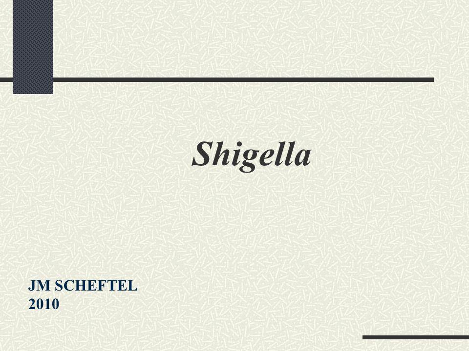 Shigella JM SCHEFTEL 2010