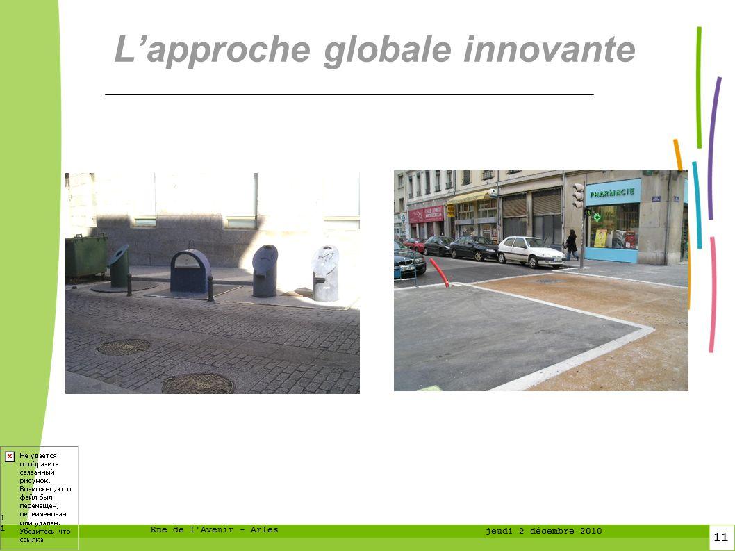 L'approche globale innovante