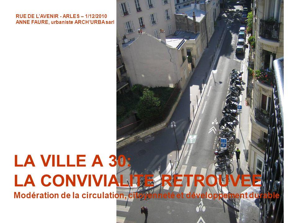 RUE DE L'AVENIR - ARLES – 1/12/2010