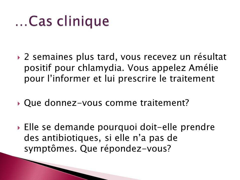 …Cas clinique