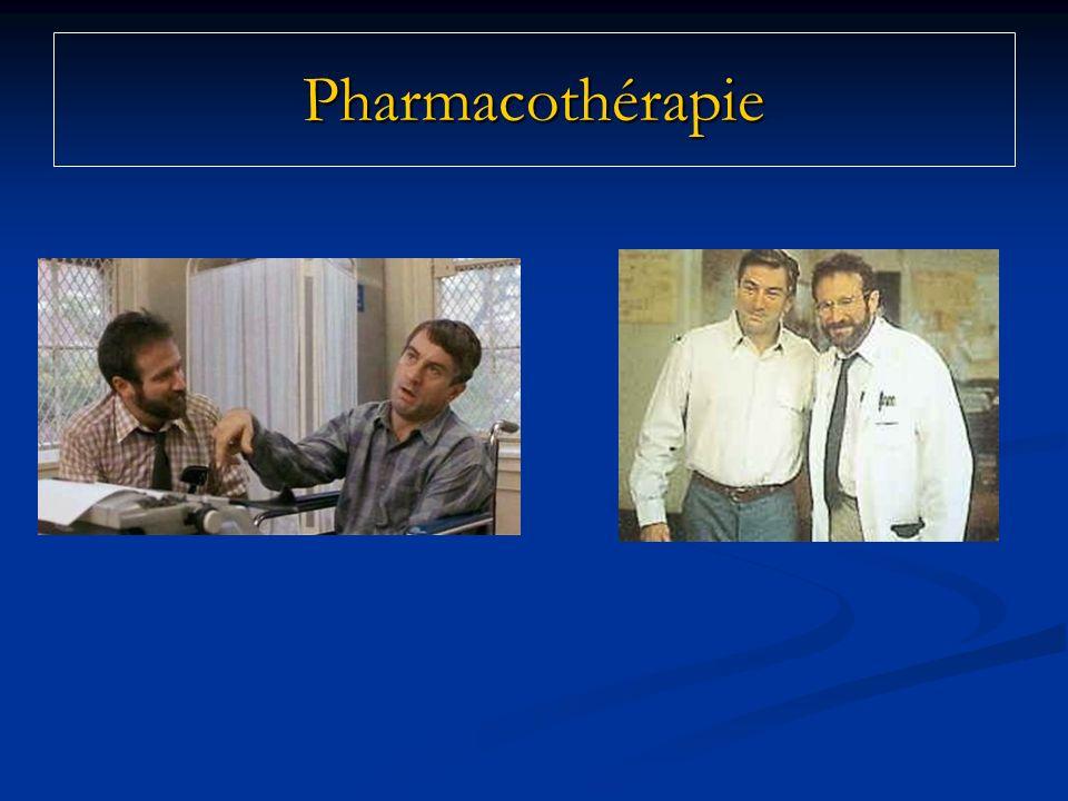 Pharmacothérapie