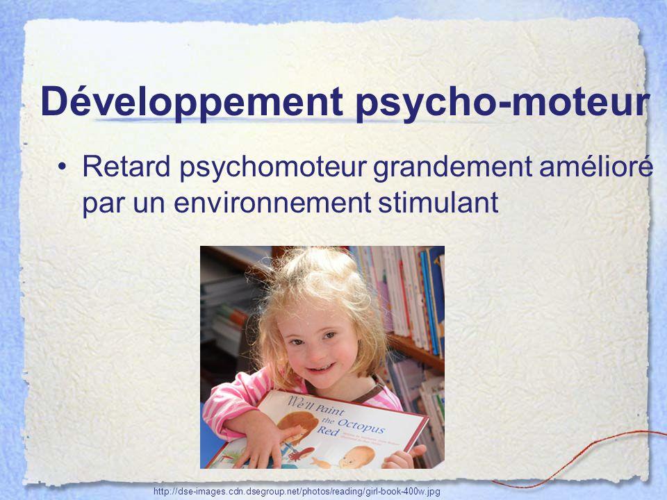 Développement psycho-moteur