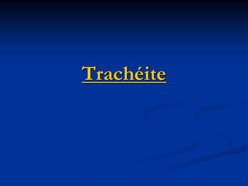 Trachéite