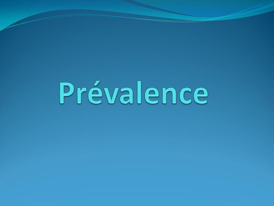 Prévalence