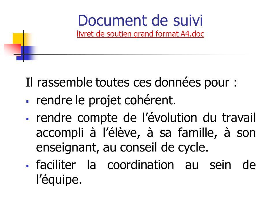 Document de suivi livret de soutien grand format A4.doc