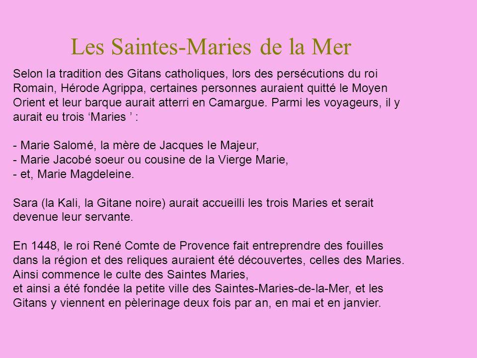Les Saintes-Maries de la Mer