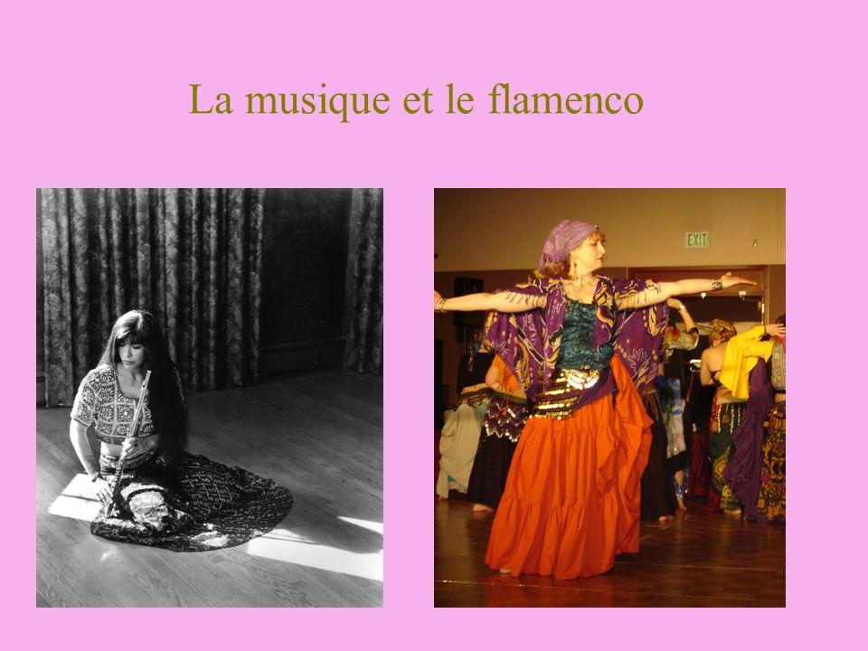 La musique et le flamenco