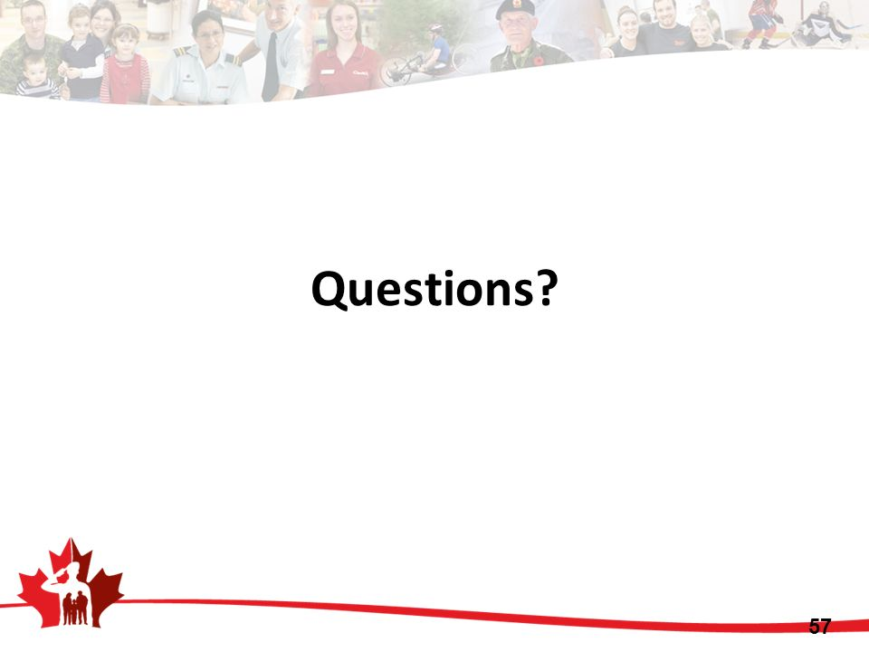 Questions 57 57