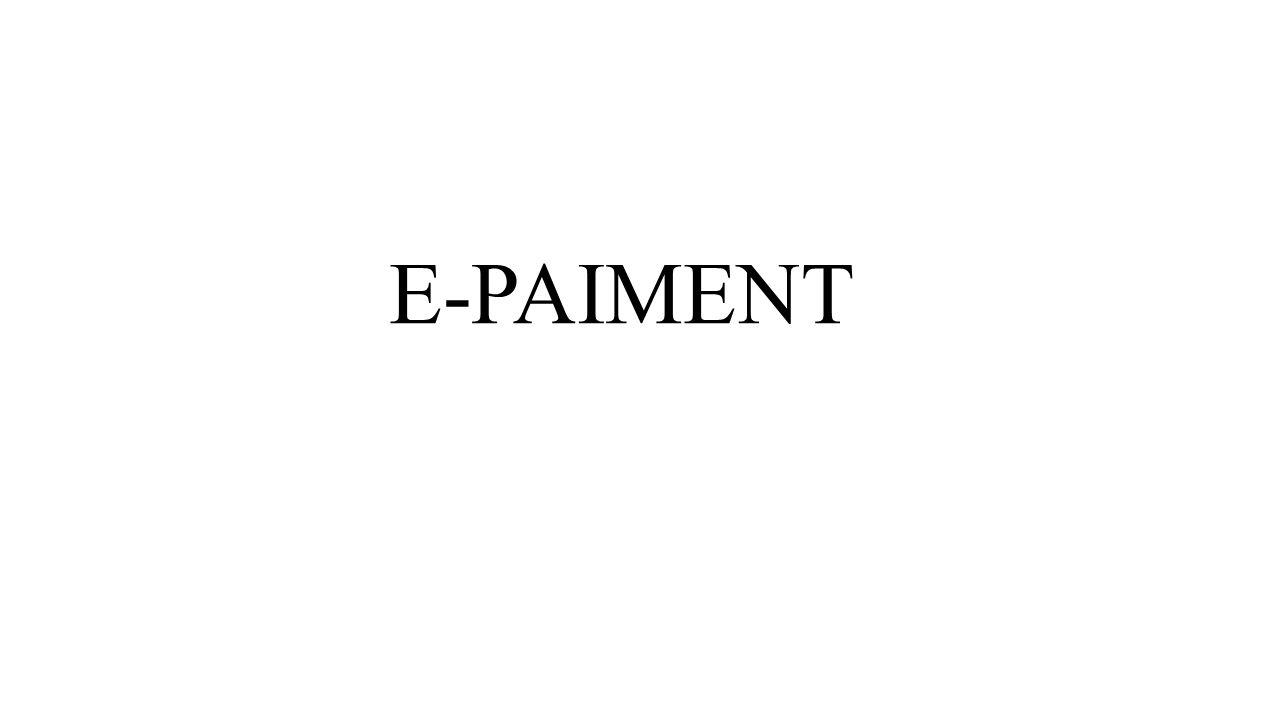 E-PAIMENT