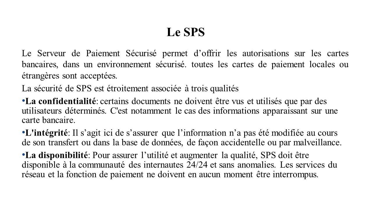 Le SPS