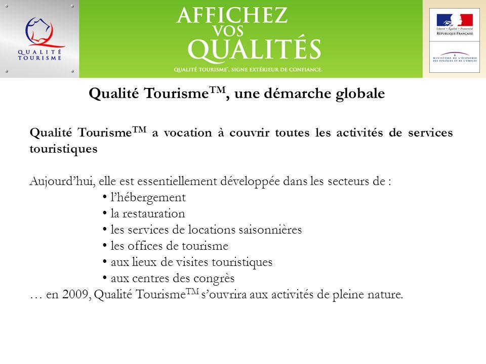 Qualité TourismeTM, une démarche globale