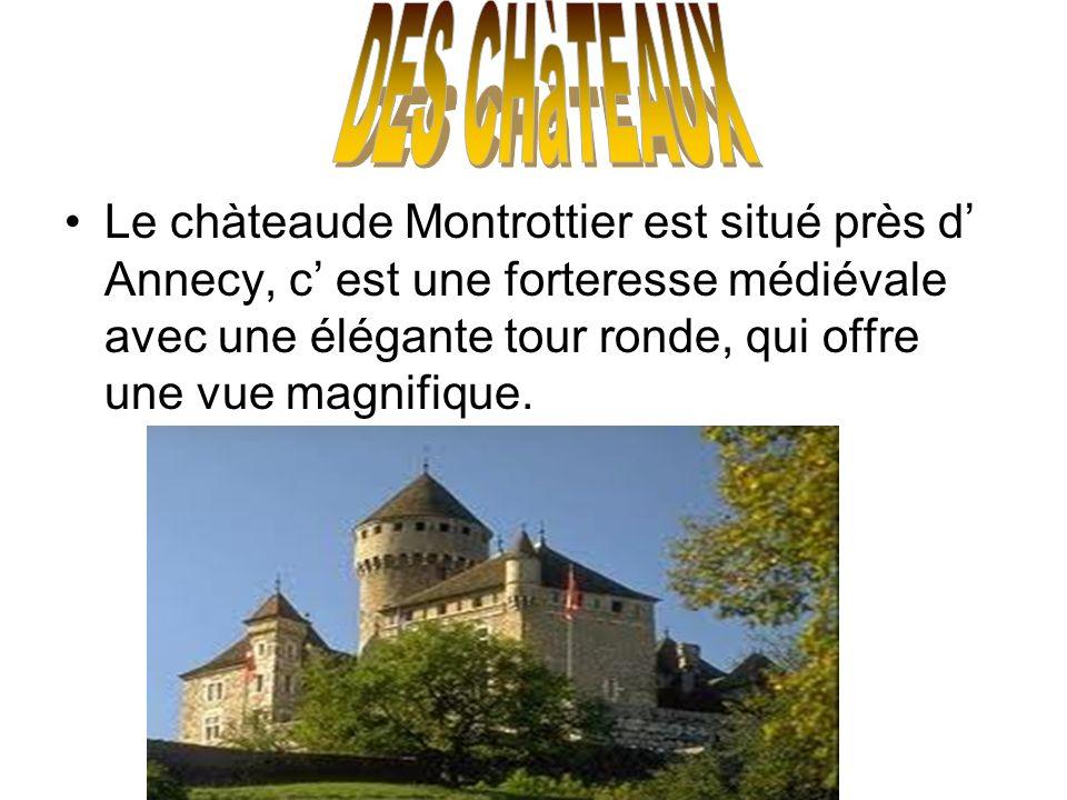 DES CHàTEAUX