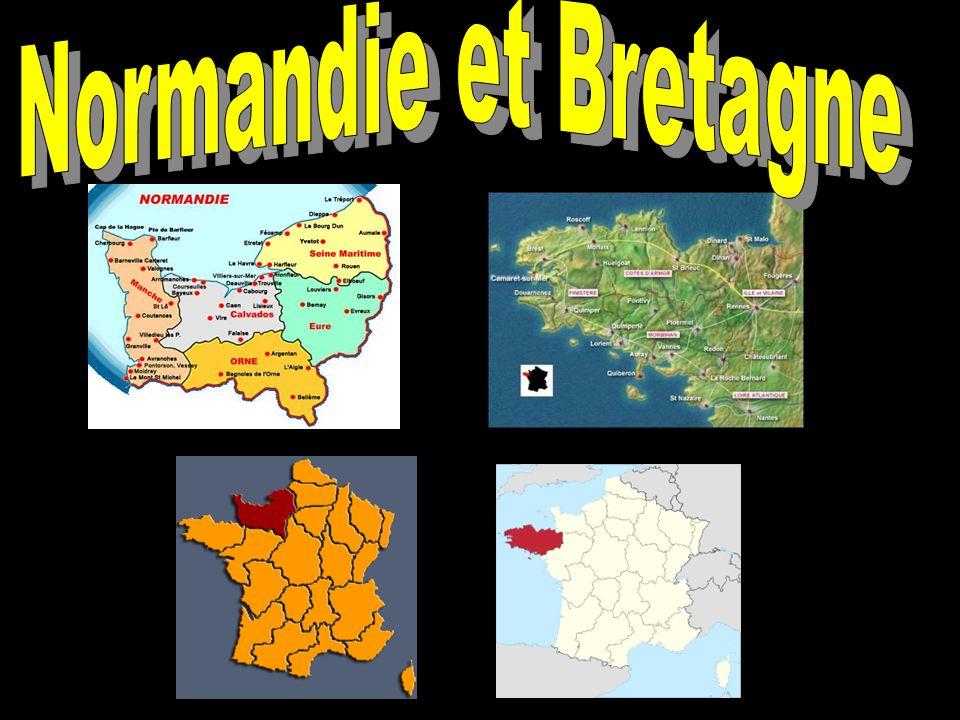 Normandie et Bretagne