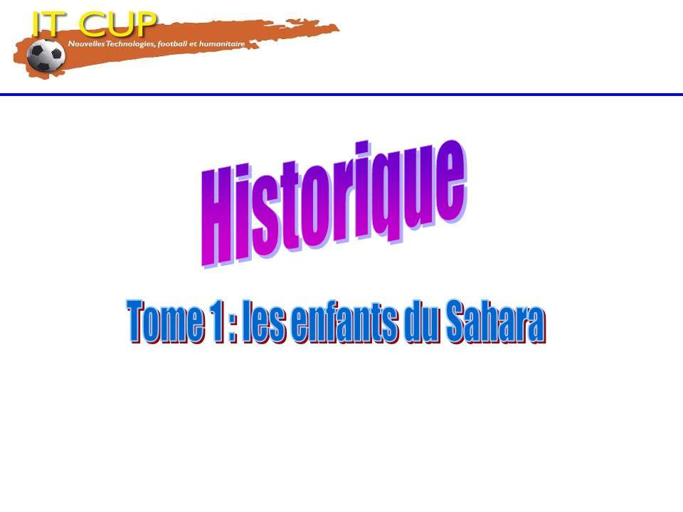 Tome 1 : les enfants du Sahara