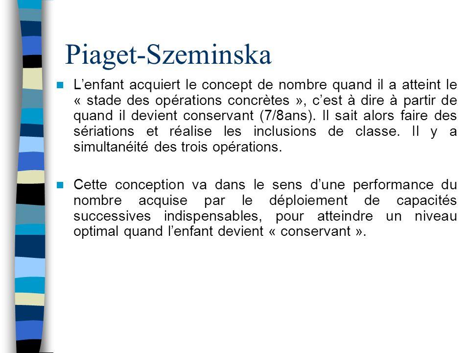 Piaget-Szeminska
