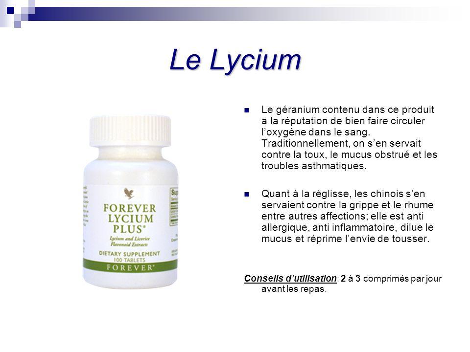 Le Lycium