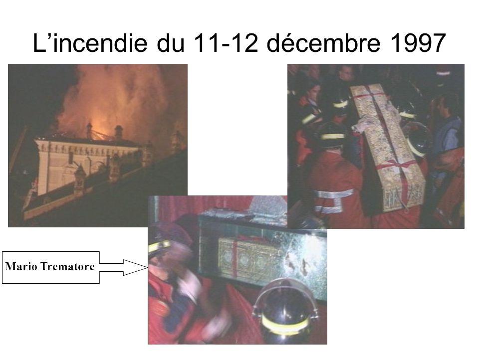 L'incendie du 11-12 décembre 1997