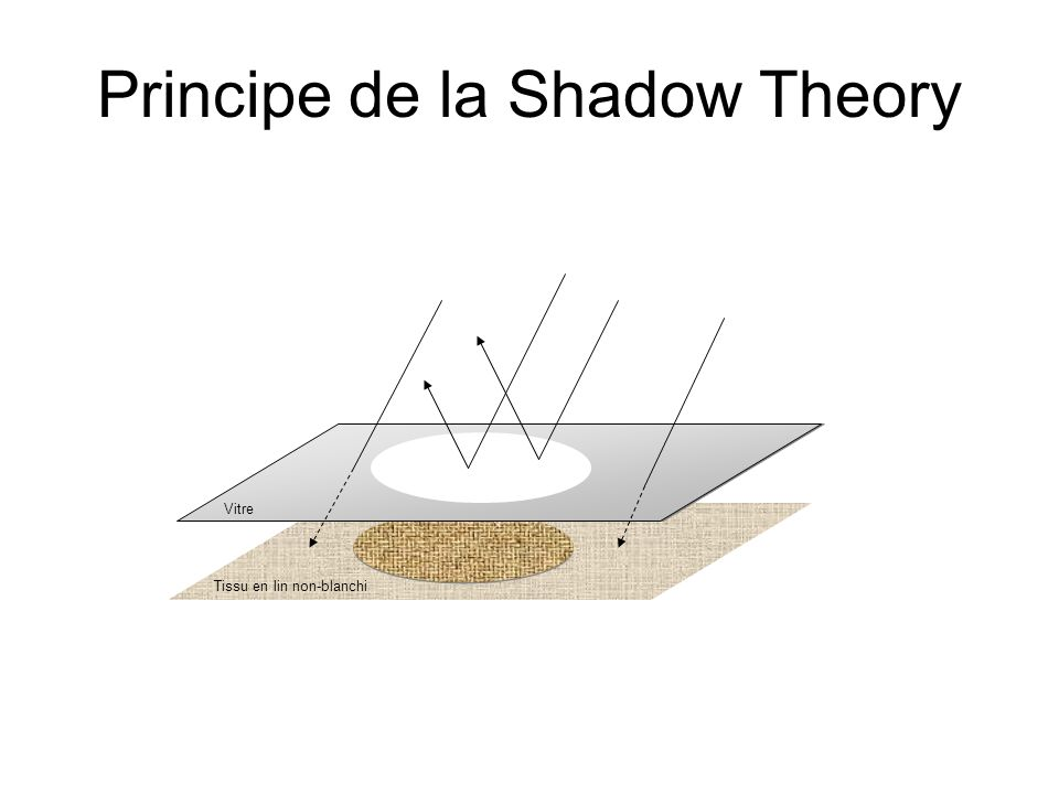 Principe de la Shadow Theory