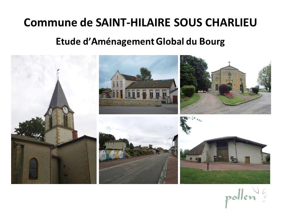 Commune de SAINT-HILAIRE SOUS CHARLIEU