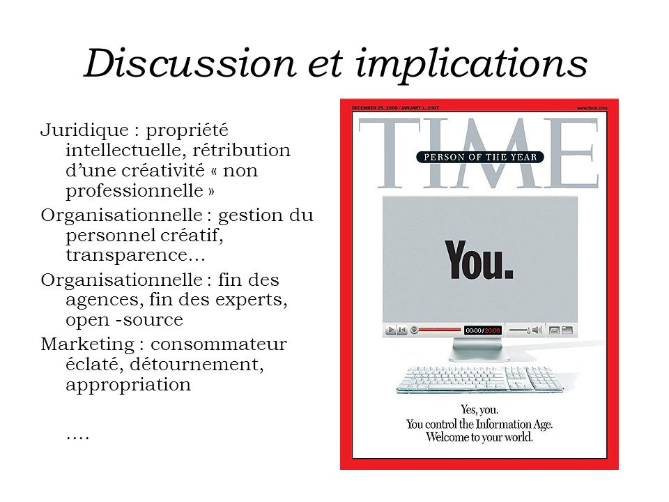 Discussion et implications