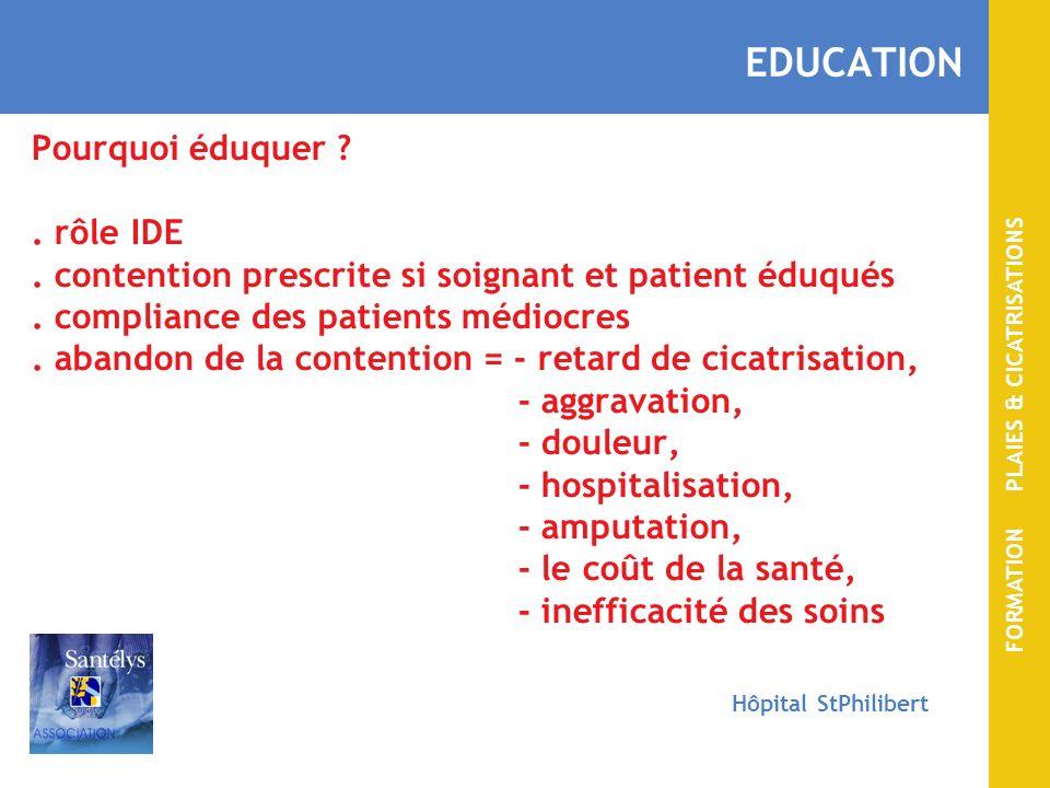 EDUCATION Pourquoi éduquer . rôle IDE