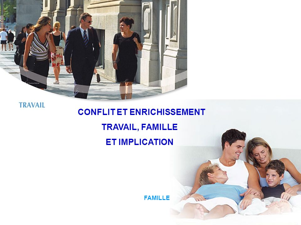 CONFLIT ET ENRICHISSEMENT