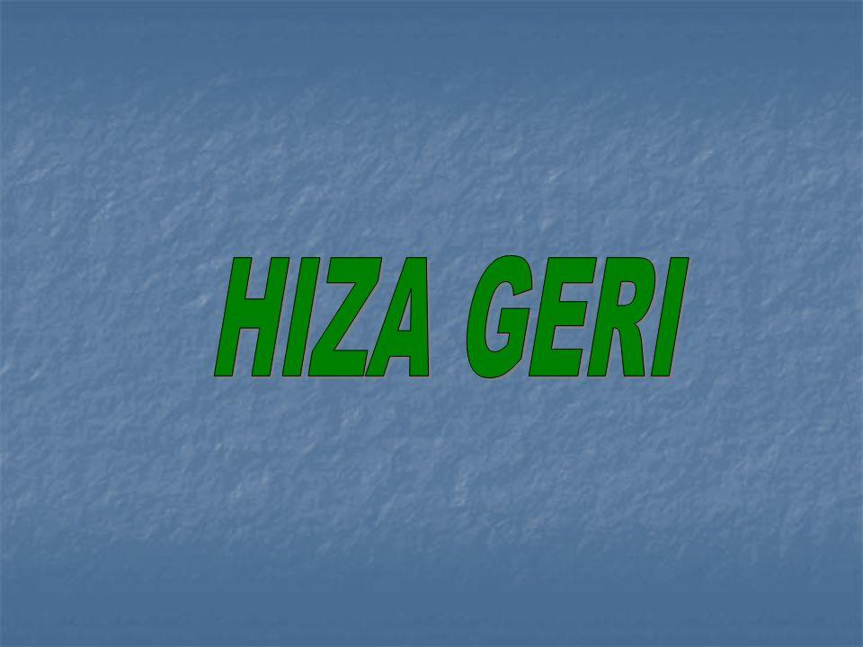 HIZA GERI