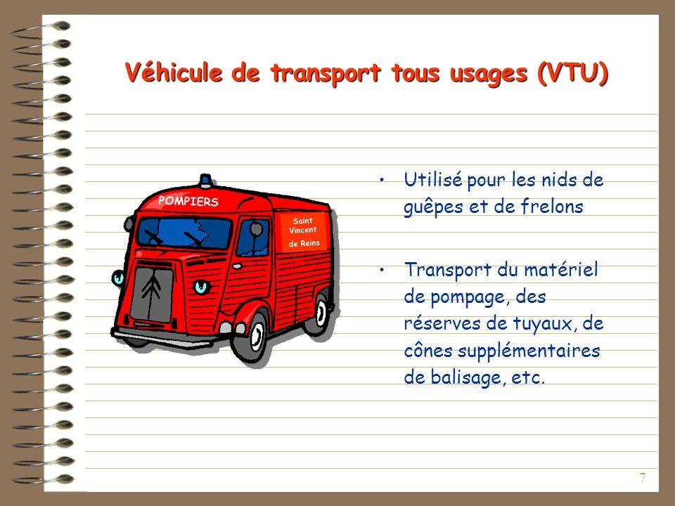 Véhicule de transport tous usages (VTU)