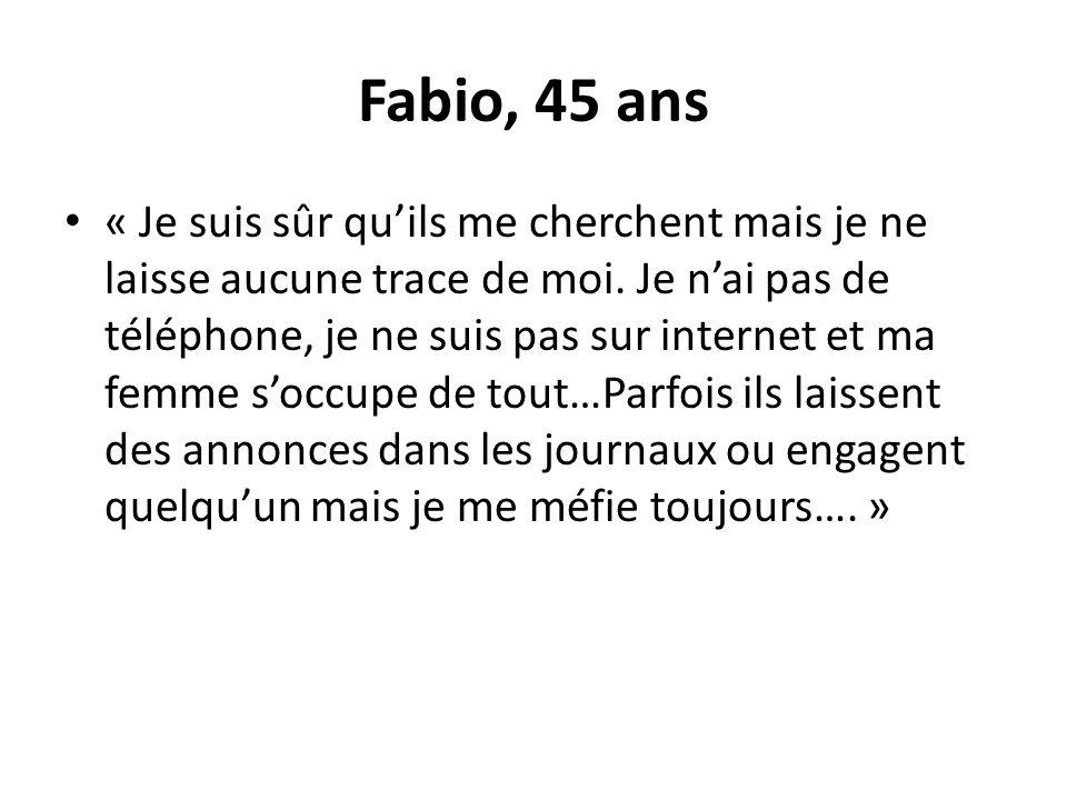 Fabio, 45 ans