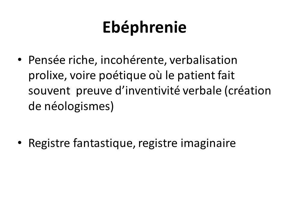 Ebéphrenie