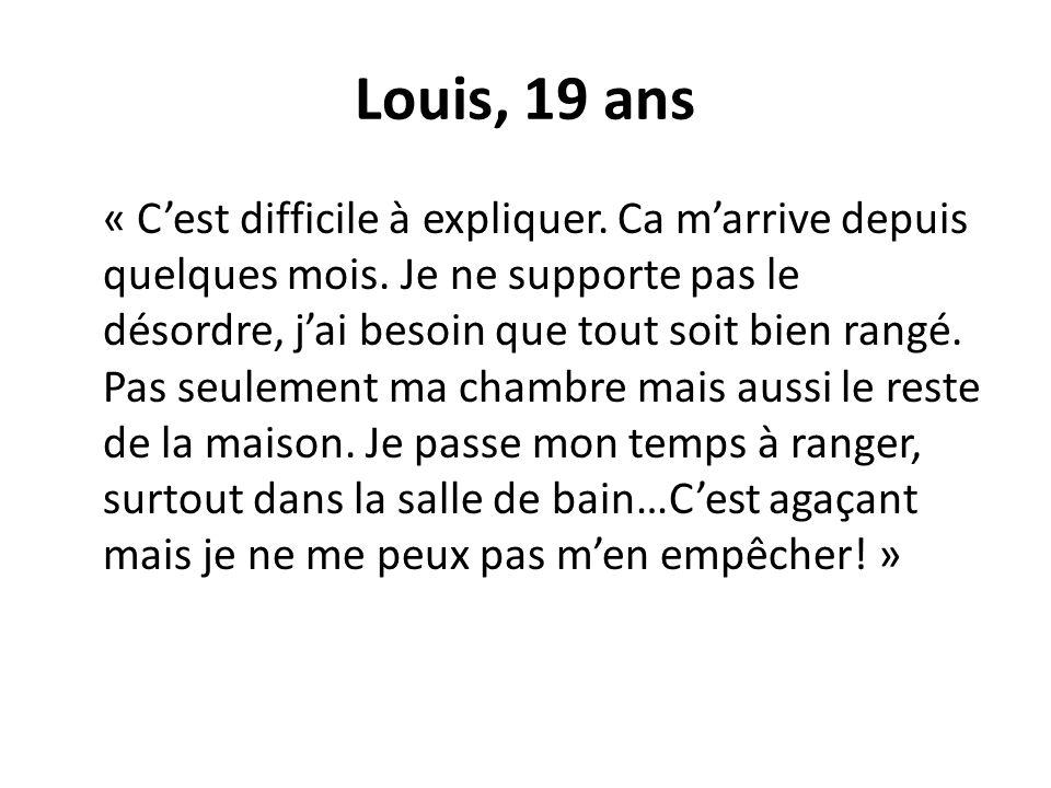 Louis, 19 ans
