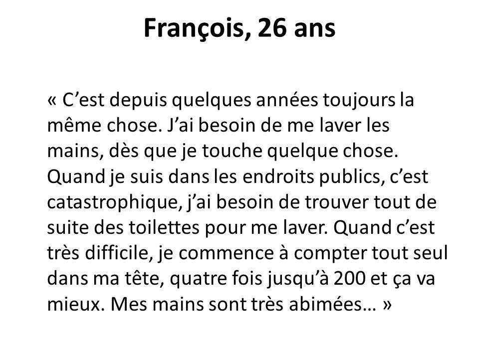 François, 26 ans
