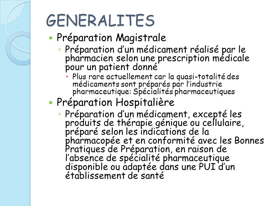 F MICHENOT Pharmacien Assistant CHIC Castres Mazamet - ppt