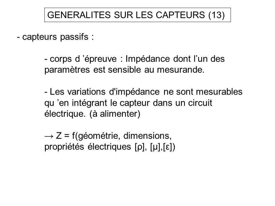 GENERALITES SUR LES CAPTEURS (13)
