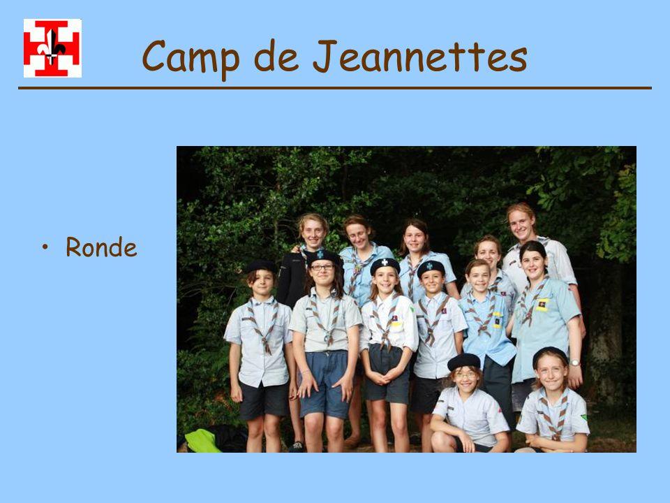 Camp de Jeannettes Ronde