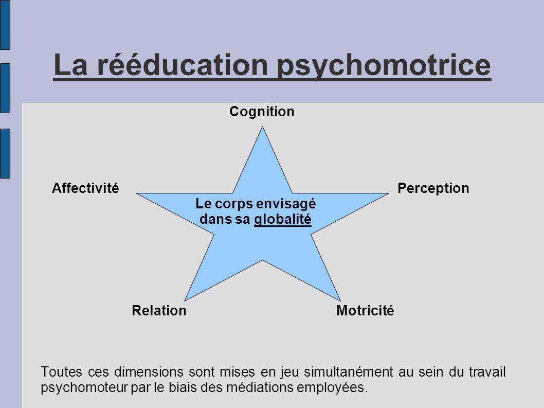 La rééducation psychomotrice