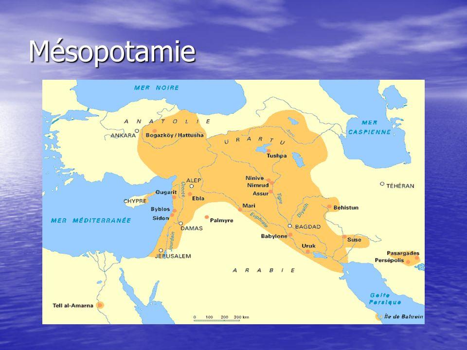 Mésopotamie