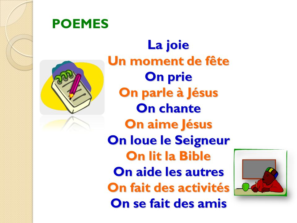 POEMES